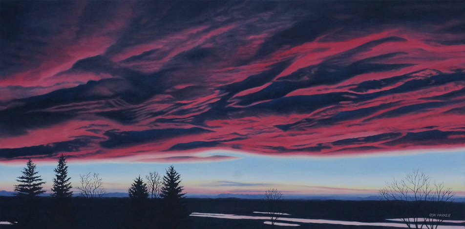 Chinook Arch Ron Parker